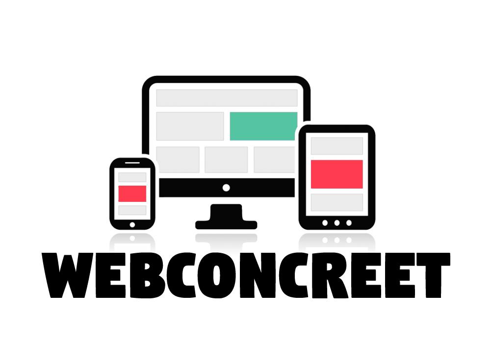 WebConcreet